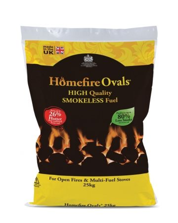 Homefire Ovals / Roomheat 10 x 25kg